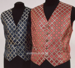 Vests for waiters