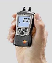 Difmanometr (micromanometer) Testo 510.