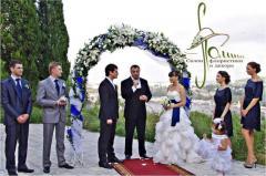 Свадебная арка, украшение цветами, Севастополь