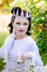 Diadem for the bride