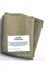 Fire-prevention filter (koshma fire) 1,50х1,90