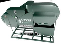 Grain separator of TORAHS of ISM-10-TsOK