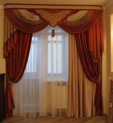 Штори, тюлі та домашній текстиль