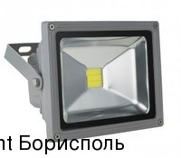 Прожектор диодный ІР65 10Вт 6500К Lemanso