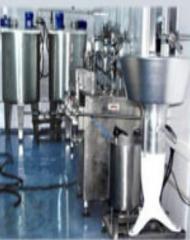 Модульные мини-заводы по переработке молока.