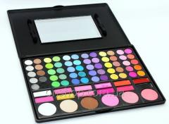 Professonalny palette set of shadows for make-up