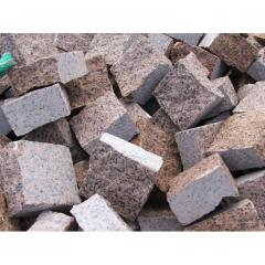 Granite from Korostyshev, the Stone blocks, the
