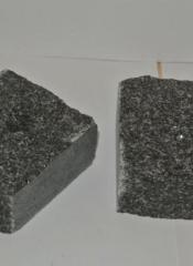 Keramogranitny tile from Korostyshev. The stone