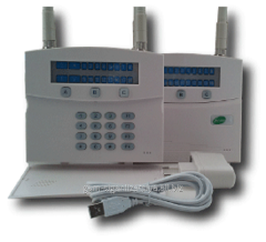 The Integral-O device - wireless GSM signaling,