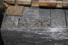 Granite from Korostyshev Bruschatk, the Tile