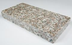 Granite plates and blocks from Korostyshev