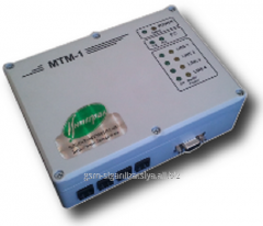 Multichannel telephone modem MTM-1
