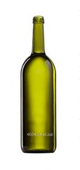 Пляшка скляна Bordeaux 1000ml Номер 26355