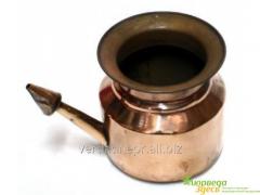 Медный чайничек для промывания носа 250 мл., Neti Pot,