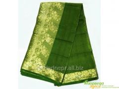 Calmness sari green