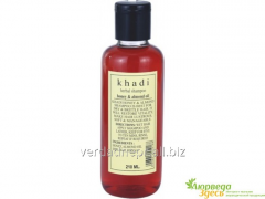 Grass shampoo conditioner Almonds and honey,
