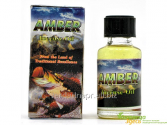 Aromatic Amber oil Amber of 8 ml.