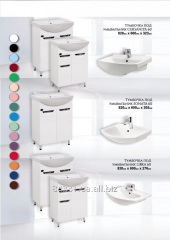 Bedside table under a wash basin Grace series