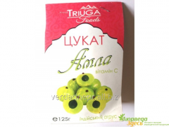 Amla candied fruit, 125 g.