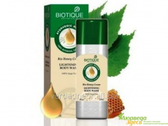 Гель для душа осветляющий с медом Био Мёд, Biotique Bio Honey Cream