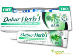 Basilicas toothpaste 150 gr. + toothbrush as a