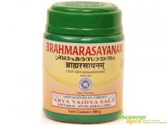 Sedative preparation 500 grm., Brahma rasayana