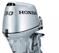 Boat Honda BF 30 SRTU motor (30 h.p.)