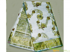 Classical sari of Queen Saree-1