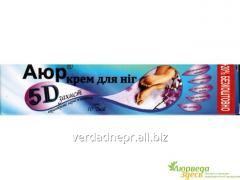 Крем для ног БороАюр 5D защита