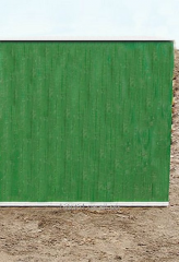 Fence panel board