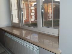 Window sills from Bursa Biege marble