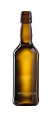 Бутылка пивная с бугелем  500 ml коричневая