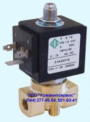 Electromagnetic valve 3/2 running ODE (Italy)