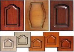 Фасады для кухонной мебели из МДФ