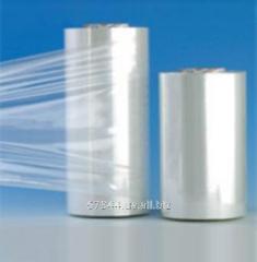 Film packaging in rolls