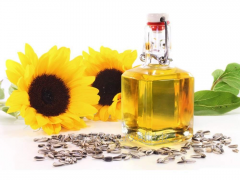 The sunflower oil which is not refined 1 l, 2 l, 3