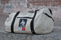 Sports bag of BBAD
