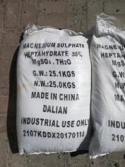 Magnesium sulfate, magnesium sulfate