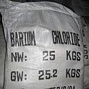 Barium chloride, barium chloride