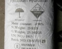 Potassium hydroxide, potassium caustic, potassium