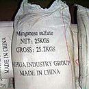 Manganese sulfate, manganese Sulphate