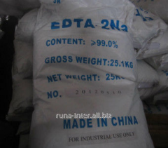 Trilon of B, EDTA disodium salt of