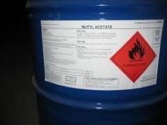 Бутилацетат, бутиловый эфир уксусной кислоты