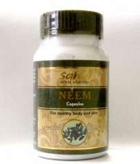 Preparation for blood clarification by It Neem