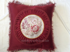 PILLOW DECORATIVE FRINGE
