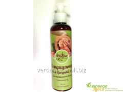 The conditioner Henna and the Walnut of TM Mayur