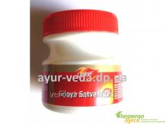 Preparation for clarification of Giloya satva