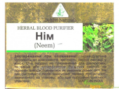 Preparation for clarification of blood Neem