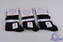 Носки мужские медицинские антибактериальные