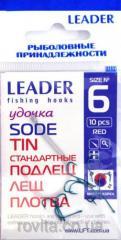 Leader hook Hook of Leader SODE TIN No. 3